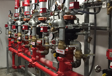Fire Suppression Services in Commerce MI - Inspections, Design, Installation - Jackson Associates - designcallout