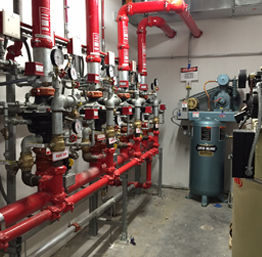 Fire Suppression Systems Commerce MI - Installation, Service, Inspection | Jackson Associates - home